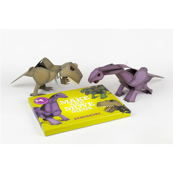 Make & Move Mega: Dinosaurs