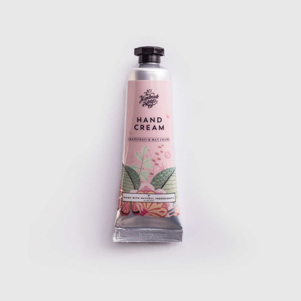 Grapefruit & May Chang Irish Hand Cream Tube