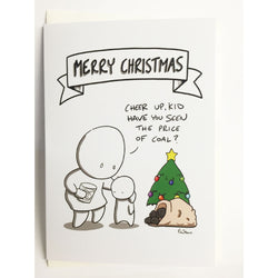 Merry Christmas: The Price of Coal - Rob Stears