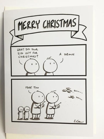 Merry Christmas: Drone - Rob Stears