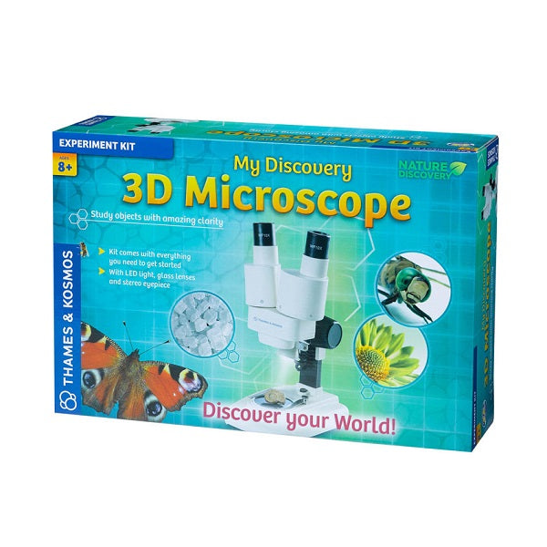 My Discovery 3D Microscope