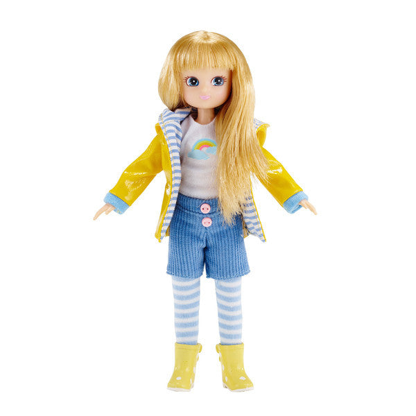 Muddy Puddle / School Days Lottie Dolls - designist