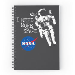 NASA - A6 Notebook
