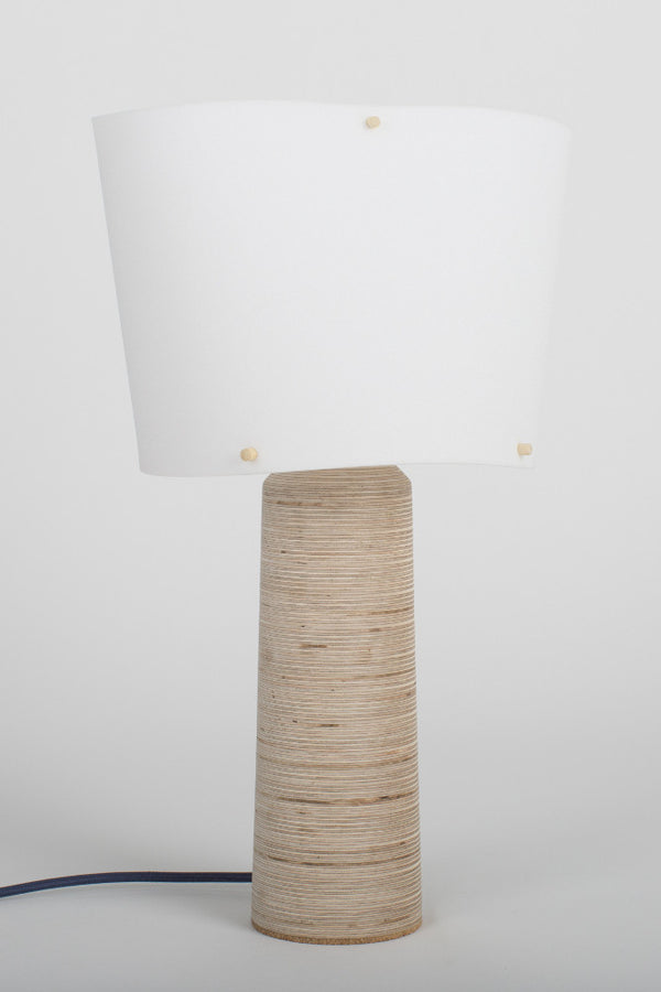 Large 'Hands' Table Lamp by Ned Kaar