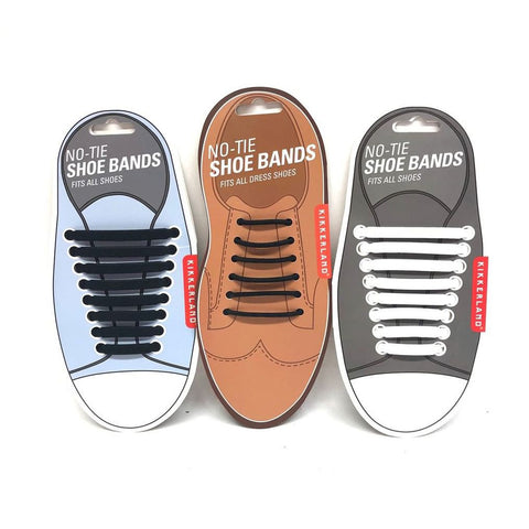 No-Tie Shoe Bands