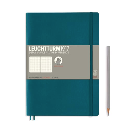 Leuchtturm1917 - B5 Soft Cover Notebook