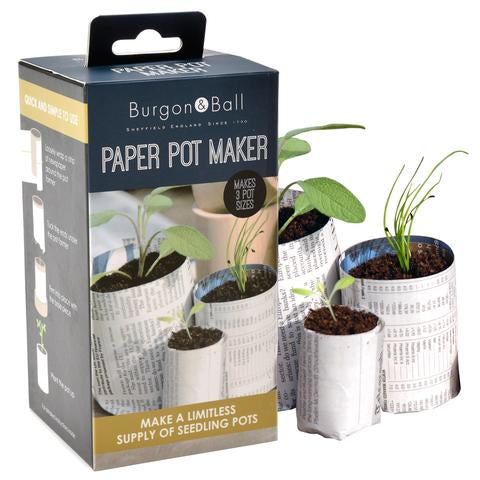 Eco Pot Maker