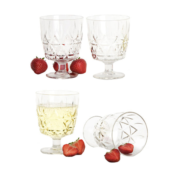 Picnic Glass 4 Pack