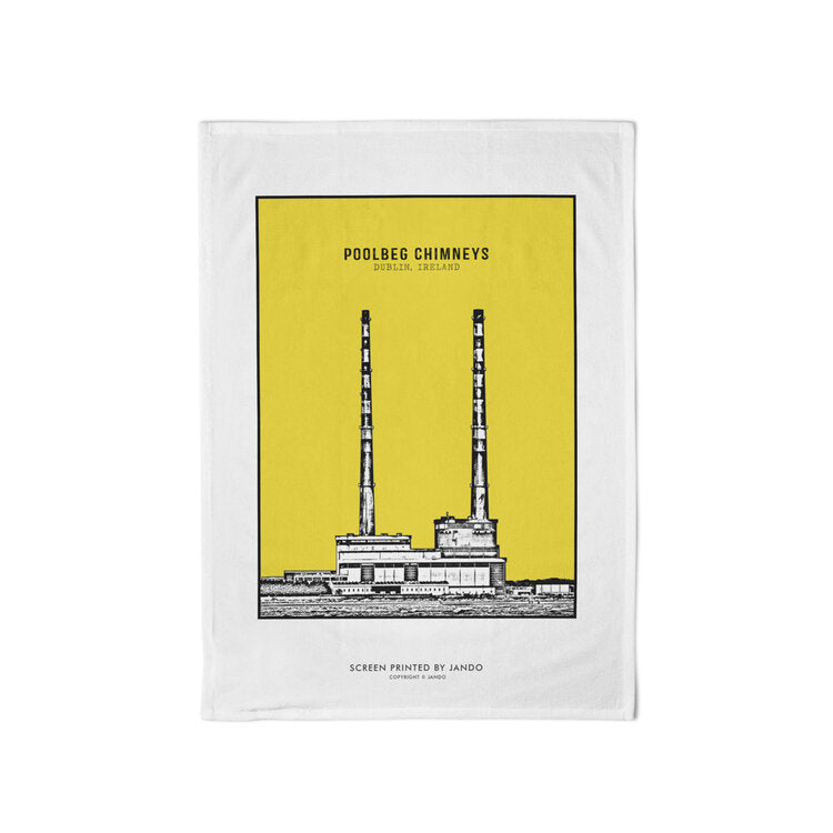 Jando set of three tea towels