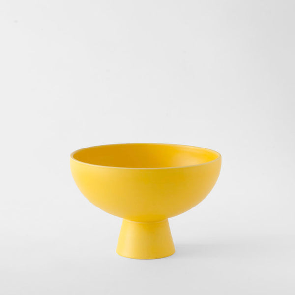 Strom Bowl Large Yellow