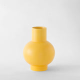 Strom Vase Large Yellow