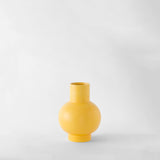 Strom Vase Small Yellow