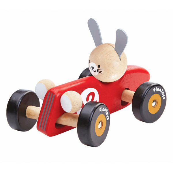 Rabbit Racing Car