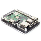 Raspberry Pi Case Coupe