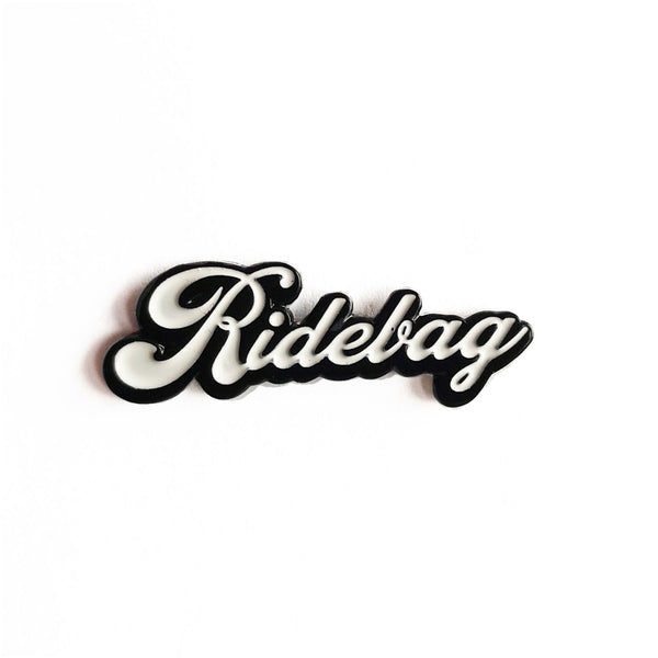 Ridebag Pin