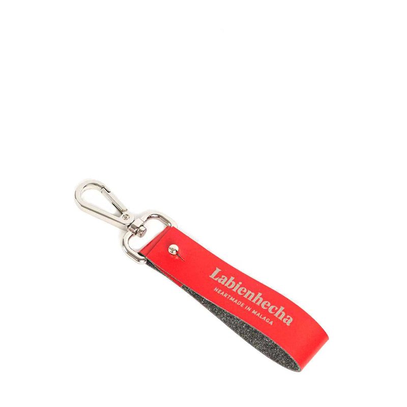 Rita key fob - matt red