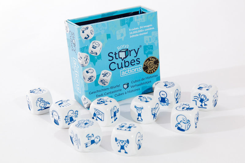 Rory's Story Cubes - designist