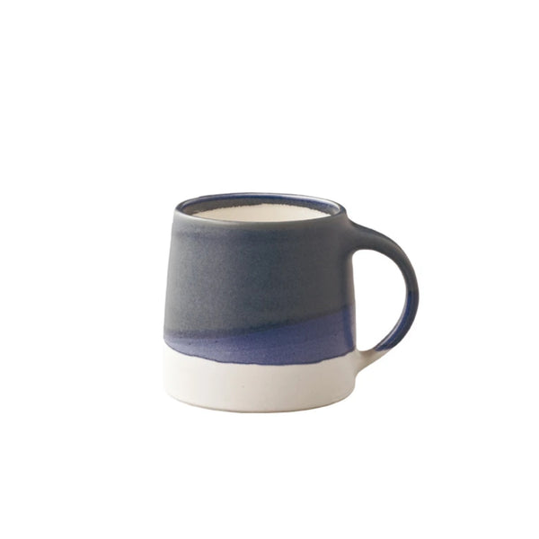 SCS-S03 Ceramic Mug - Navy & White