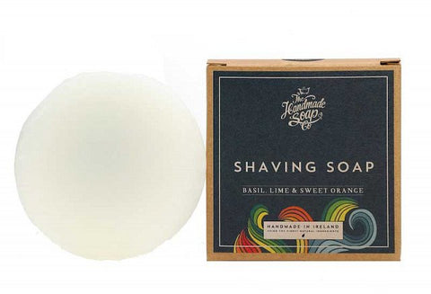 Real Man's Shaving Soap Puck - designist