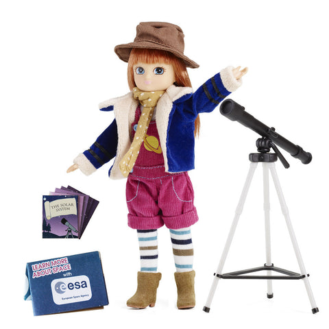 Star Gazer / Fossil Hunter Lottie Dolls - designist