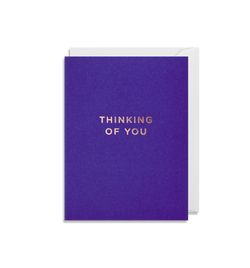 Thinking of You: Mini Card