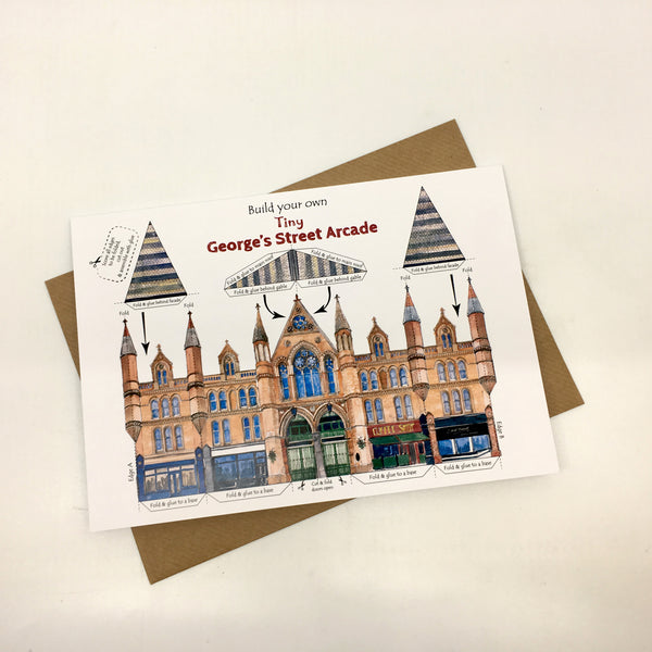Tiny Georges Street Card