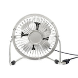 USB Metal Desk Fan