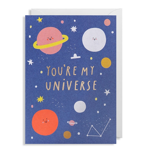 You're My Universe - Planets