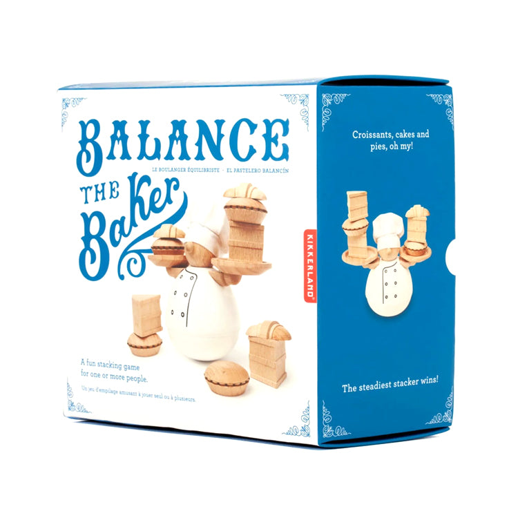 Balance the Baker - The Balance Game