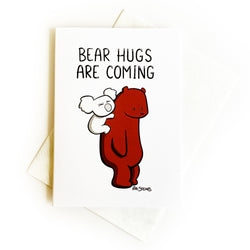 Bear Hugs Are Coming!
