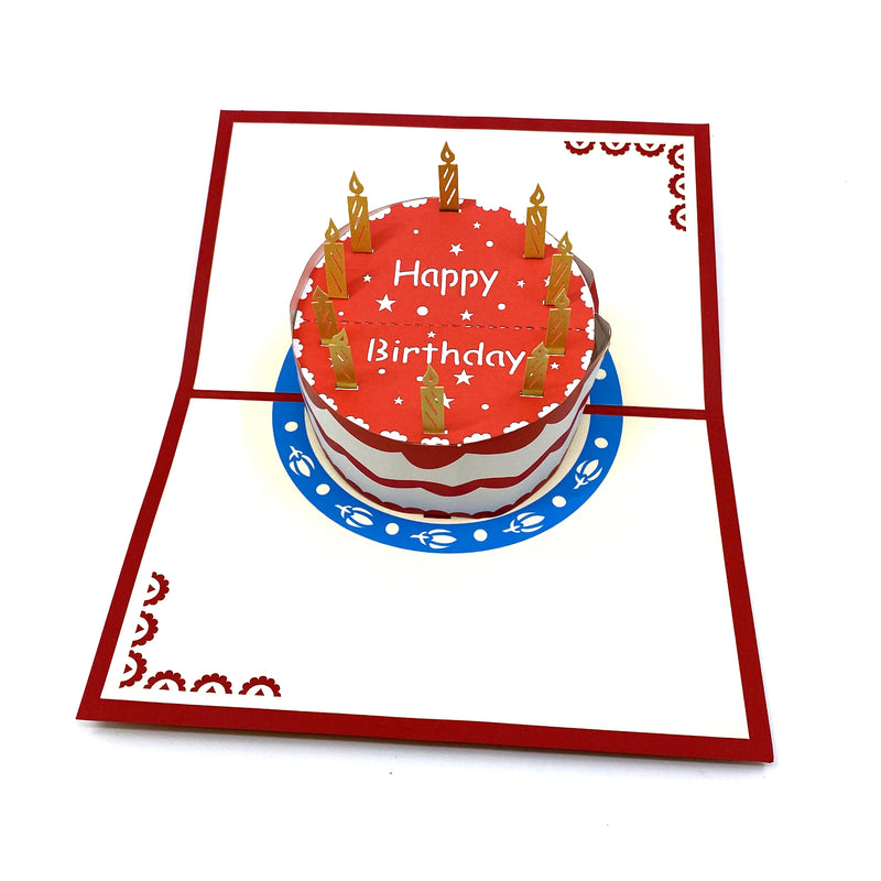 Pop Up cards - Mixed Occasions Bundle
