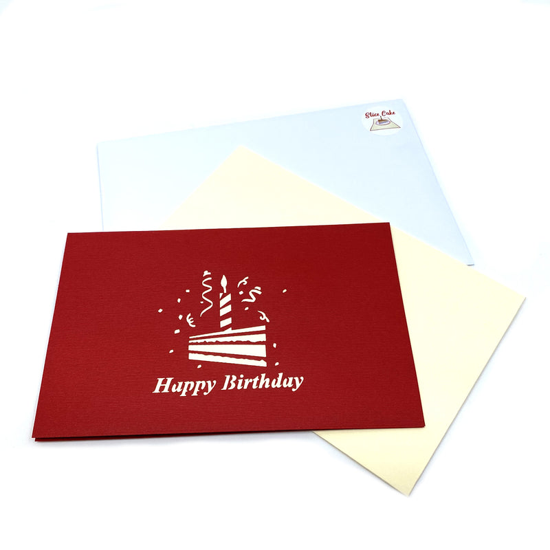 Pop Up Cards - Birthday Bundle