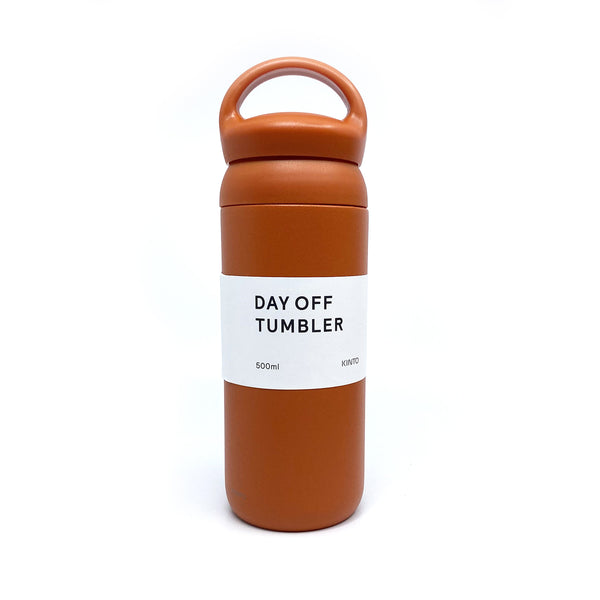 Day Off Tumbler - Orange