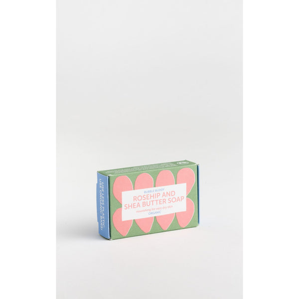 Bubble Buddy - Rosehip & Shea Butter Soap