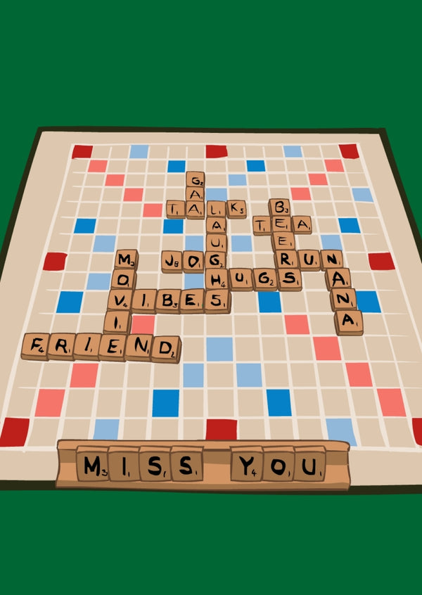 Miss You (Scrabble)