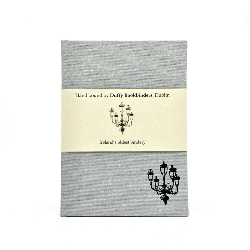 A6 Duffy Bookbinders Hand Bound Notebook