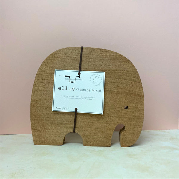Ellie Chopping Board by Sam Agus Nessa