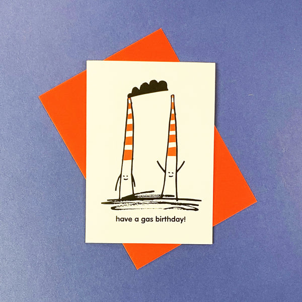 Have a Gas Birthday