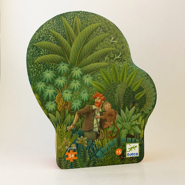 In the Jungle Jigsaw Puzzle