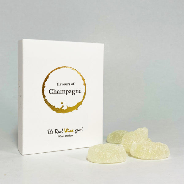 Real Wine Gums - Champagne