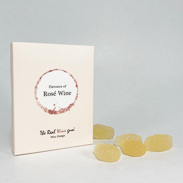 Real Wine Gums - Rose