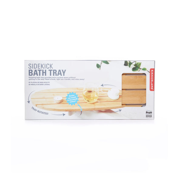 Side Kick Bath Tray