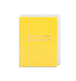 Small Card Big Birthday: Mini Card