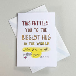 The Biggest Hug In The World