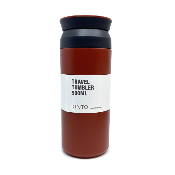 Travel Tumbler - Red
