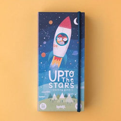 Up To The Stars - building block game