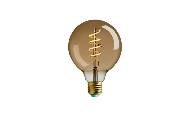 Whirly Wyatt LED bulb