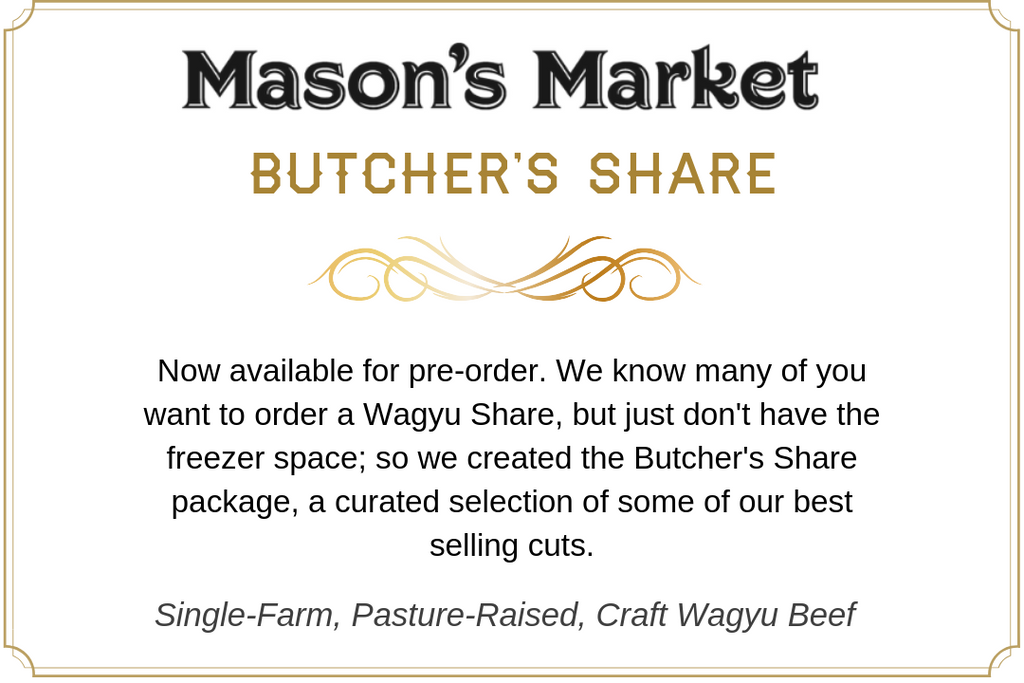 Wagyu Butcher's Share