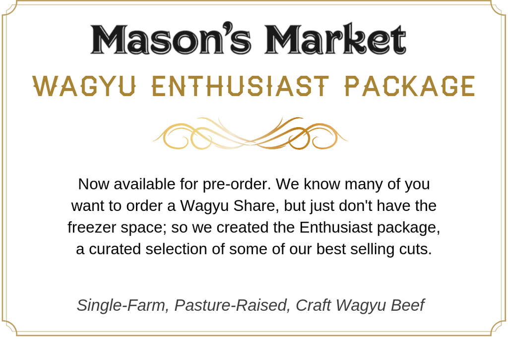 Wagyu Enthusiast Package
