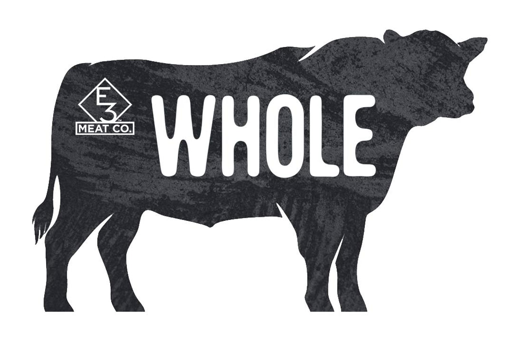 E3 Black Angus Whole Share